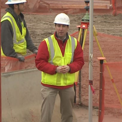 11Alive's Matt Pearl on what will soon be the 50-yard