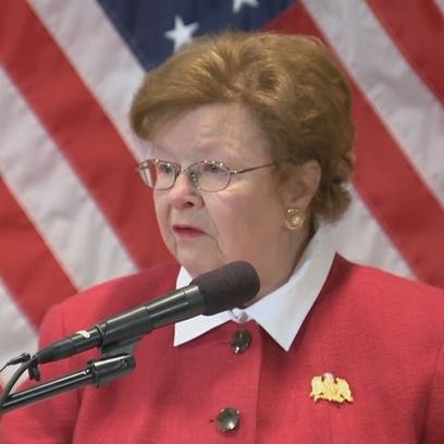Sen. Barbara Mikulski announces she will not seek a
