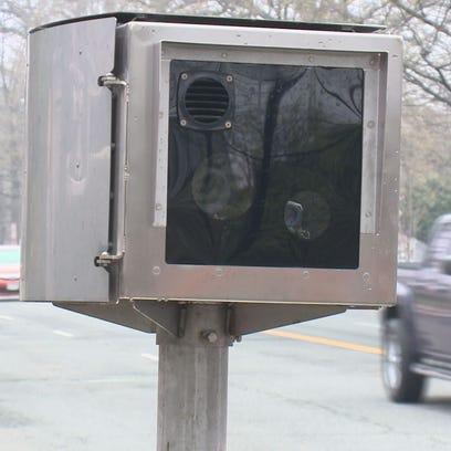 Traffic camera in D.C.