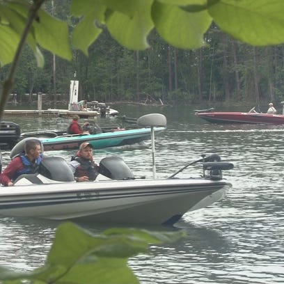 19th Annual Mid-State Kyle Page Foundation Bass Tournament