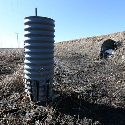 Des Moines Water Works is suing three north Iowa counties,