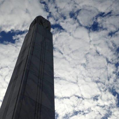 The American Legion is restoring it's Alabama War Memorial