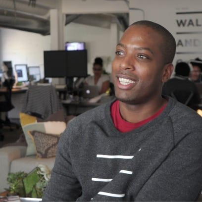 Tristan Walker runs a diverse start-up in Palo Alto.