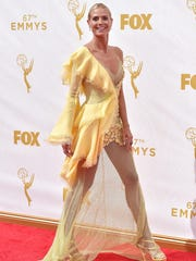 Heidi Klum at the 67th Primetime Emmy.