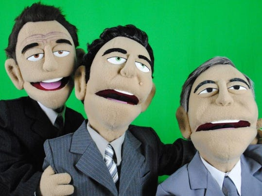 GOP-Puppets