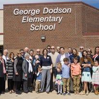 Celebration honors beloved Dodson