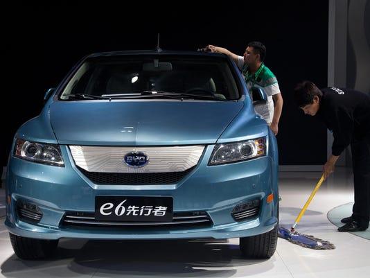 file --BYD electric car