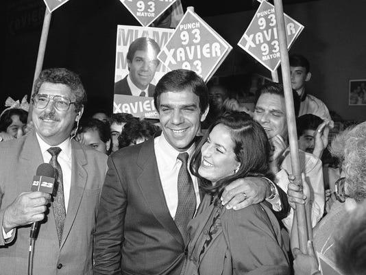 Xavier Suarez, Rita Suarez