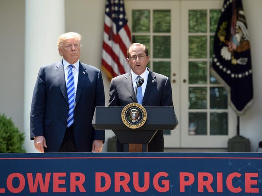 To tame prescription prices, HHS dips a toe into drug importation stream