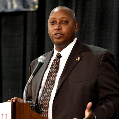 Florida State athletic director Stan Wilcox does not