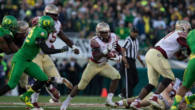 FSU RB Dalvin Cook's trial date for battery was moved ahead to August 24, 2015