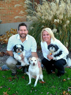 Brian Herman and Susan Streicher recently opened Pet Wants in Mason.