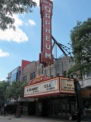 Madison's Orpheum Theater was built as a vaudeville