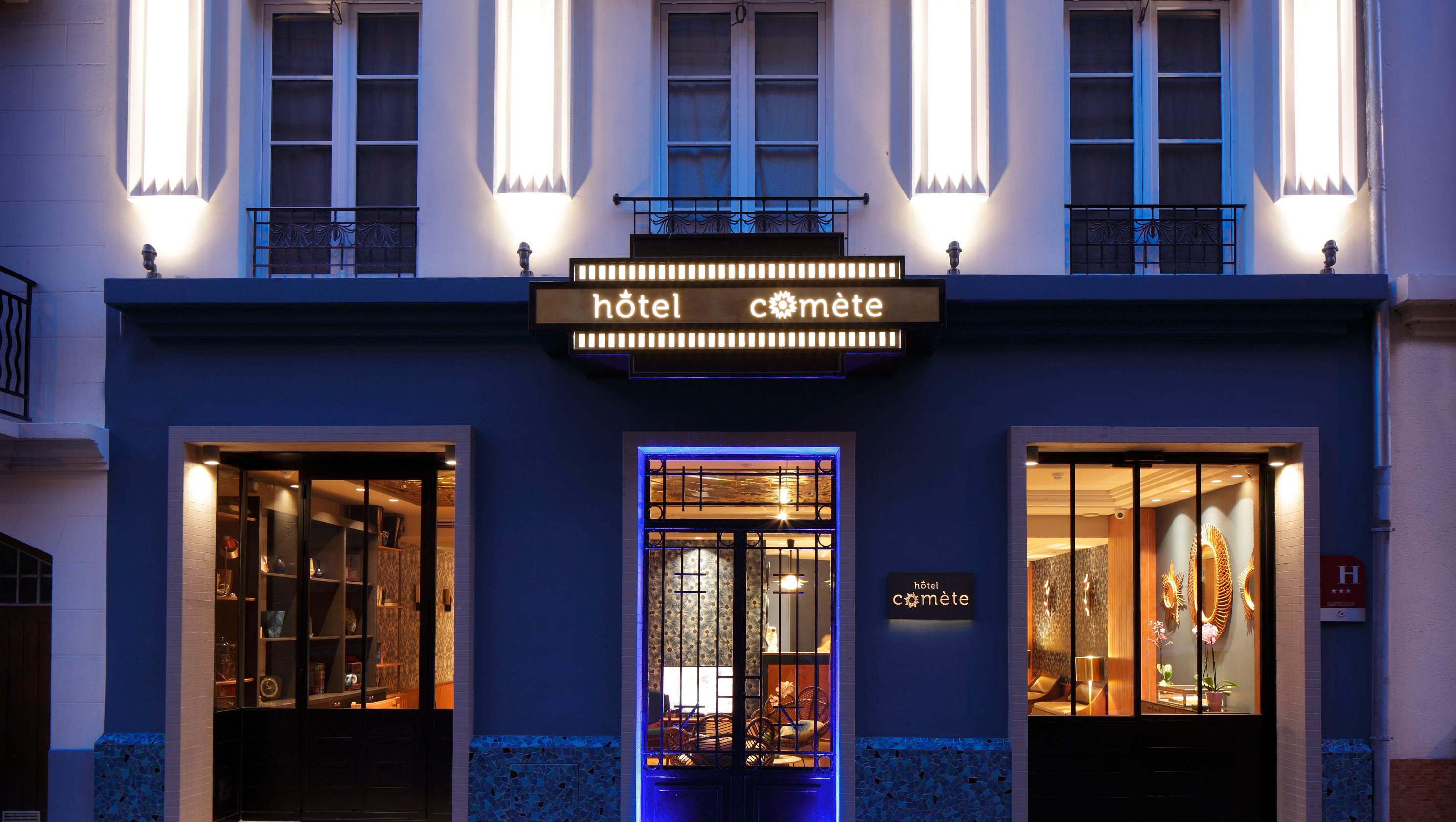 The 20 best reviewed hotels in paris according to for Top 20 hotels