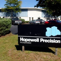 Hopewell Precision Inc. on Ryan Drive in the Town of East Fishkill is pictured in this file photo. The company disposed of chemical solvents directly on the ground, resulting in a groundwater contamination plume that led to the creation of the Hopewell Precision Superfund site in 2005.