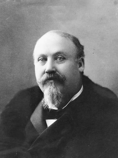 1890 : Hazen S. Pingree Becomes Detroit's Mayor
