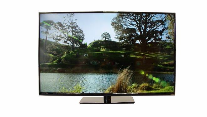 The Vizio E480i-B2 TV.