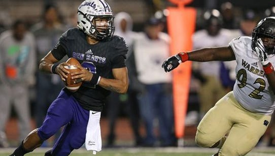 Reese Taylor of Ben Davis was among those named to
