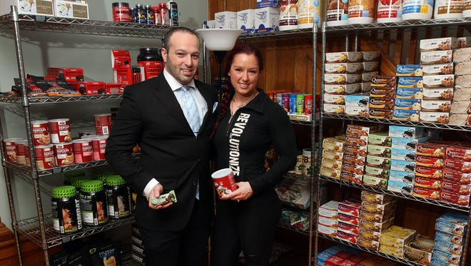 Randy Frankel and Michele Zandman-Frankel are the husband and wife owners of Revolutionize, a Freehold nutritional counseling business.