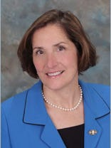 Patricia Griffin, Delaware State Court Administrator, was elected to lead the Conference of State Court Administrators