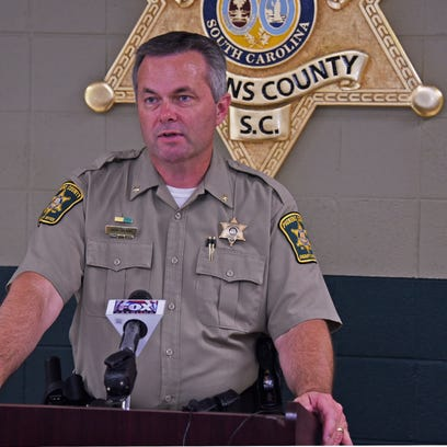 Pickens County Sheriff Rick Clark discusses drug arrests