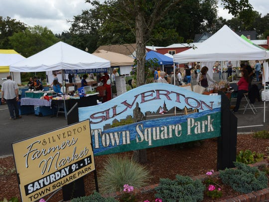 The Silverton Farmers Market is is open every Saturday from 9 a.m to 1 beginning May 13 and running into October.