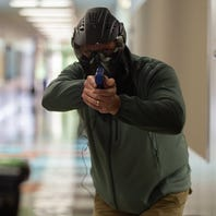 How Texas educators train before arming themselves at school