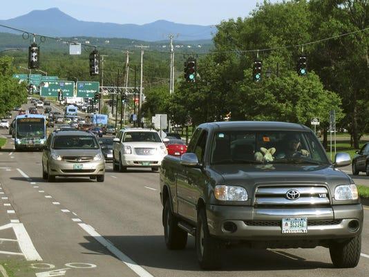 Infrastructure Growing Gridlock Vermont