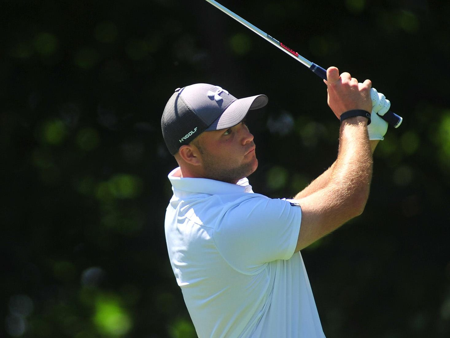 Ryan Snouffer, a Jefferson alumnus, finished third at the New Jersey State Golf Association Open Championship.