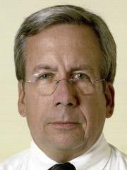 Ohio Supreme Court Justice William O'Neill mulls a