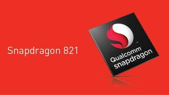 The Snapdragon 821 is currently Qualcomm's fastest mobile processor.