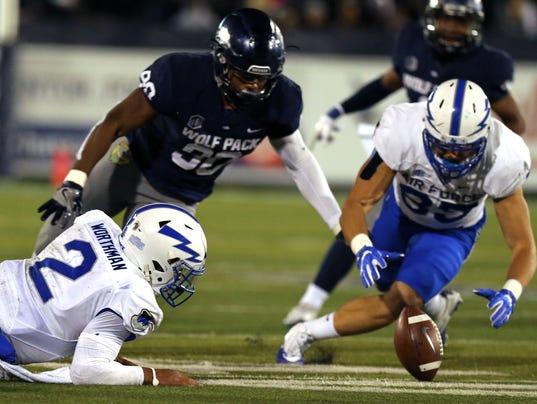 NCAA Football: Air Force at Nevada