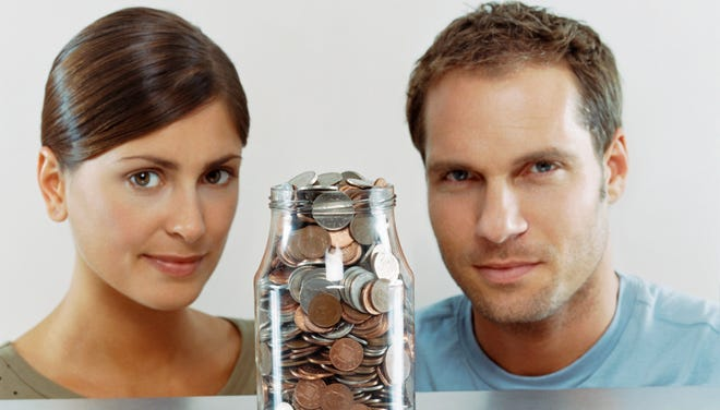 Does a relationship thrive during bad times? Or are they better off when we can spend?