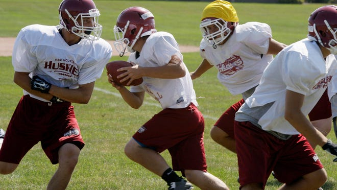 New Holstein went 4-5 last season and hopes to take the next step and into the playoffs.