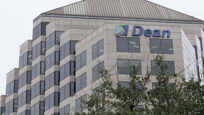 Dean Foods' headquarters is housed in Dallas. TX.