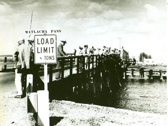 Matlacha was created in 1926-27 by dredging up of oyster
