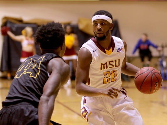 Cameron handles Midwestern State
