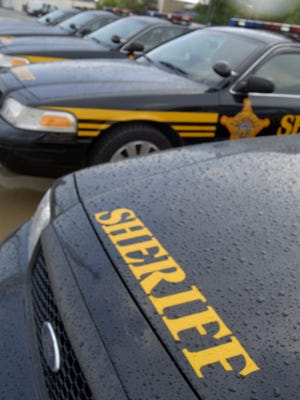 File photo: The Hamilton County Sheriff's Office has launched an investigation after a post surfaced depicting a deputy asleep in his patrol vehicle.