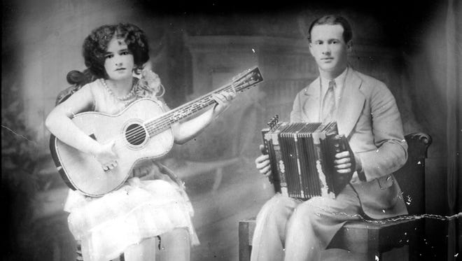 "Cajun music pioneers Cleoma and Joe Falcon are featured in ""American Epic,"" which will be shown this weekend at the Southern Screen Film Festival."