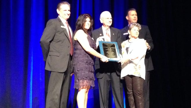 Lee County Plumbing Supply Inc. is the 2014 Blue Chip Award winner.