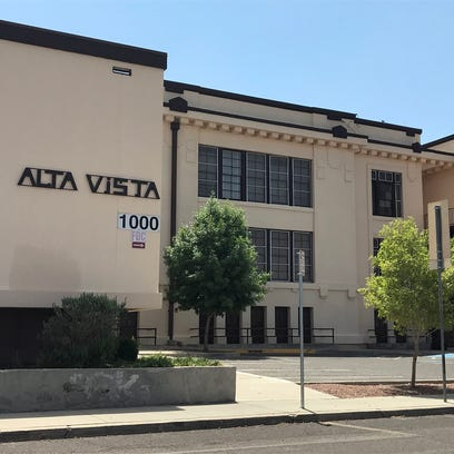 Alta Vista Elementary School at 1000 Grama Street in