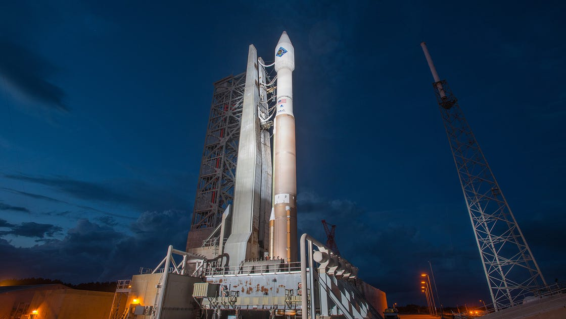 45th Space Wing supports NASA launch
