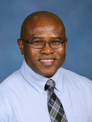 Patrick Wright is being recommended by the district