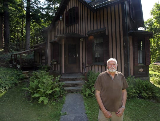 Harvey Flad, an historic landscape preservationist