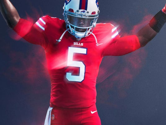 info for a9997 49e4e NFL takes Color Rush uniforms to next level