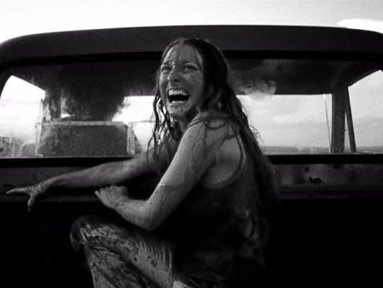 "A scene from ""The Texas Chainsaw Massacre."""