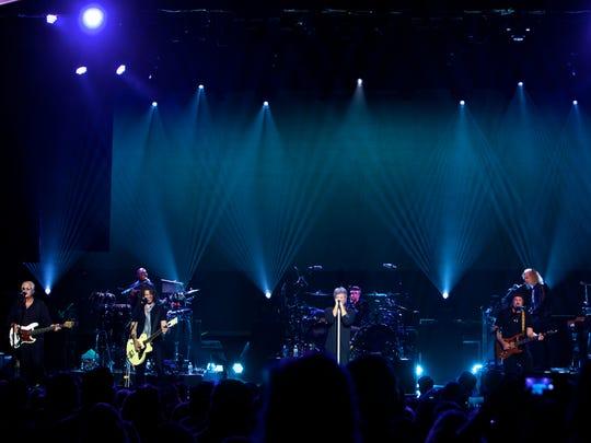 The band Bon Jovi Saturday, Oct. 1 at the Count Basie