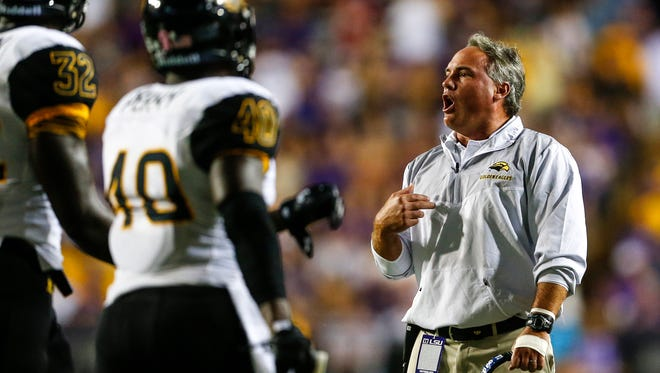 Southern Miss head coach Jay Hopson and the Golden Eagles will have a week off to prepare for a homecoming date with Marshall.