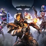 "Battle a new evil in the ""Destiny: The Taken King"" expansion."