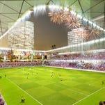Detroit MLS bid goes all-in on Gratiot jail site
